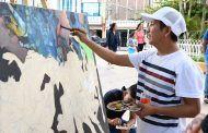 Réquiem fue la denominación que convocó a varios artistas plásticos del cantón Catamayo