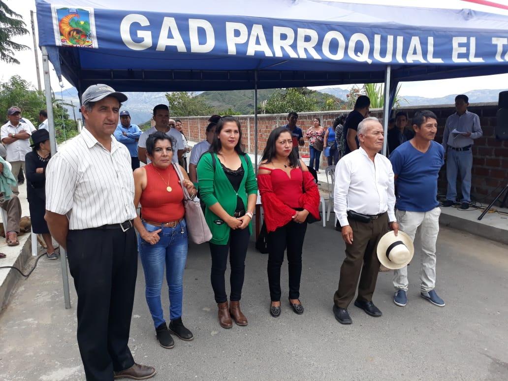 Asociación de afiliados del Seguro Social Campesino de El Tambo, tiene nueva directiva