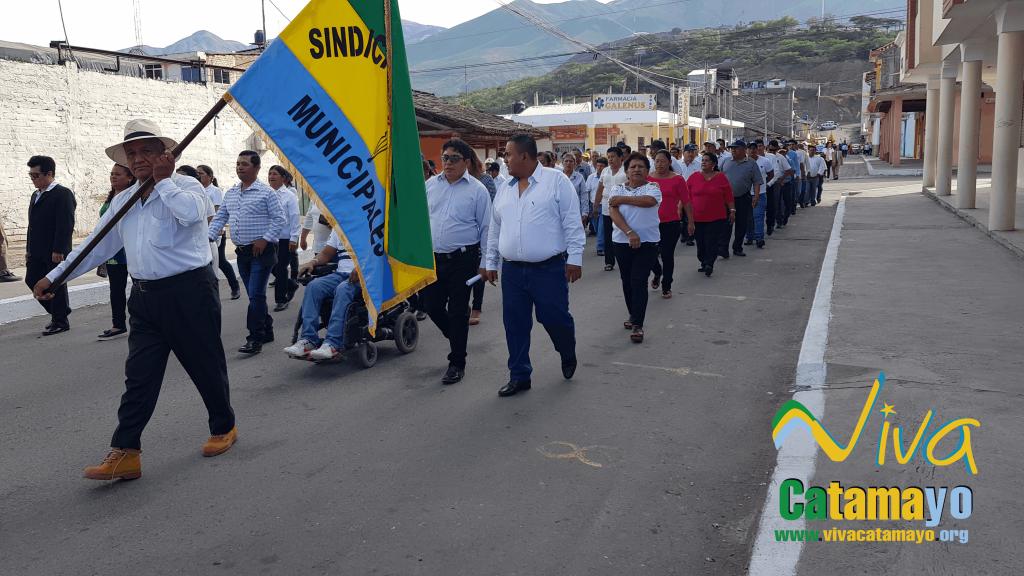 Catamayo, celebra sus 38 años con desfile, sesión solemne y noche de confraternidad
