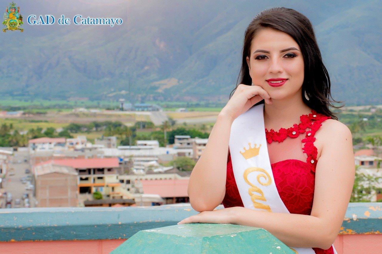 María de los Ángeles Cueva Rivas, representante de barrio Trapichillo